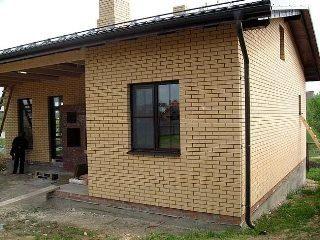Постройка бани из кирпича в Москве
