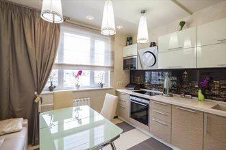 Дизайн интерьера кухни в Москве