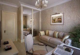 Дизайн интерьера комнаты