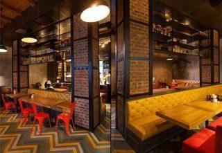 Фото варианты Дизайн интерьера кафе в Москве