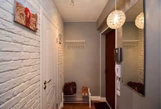 Дизайн коридора в Москве
