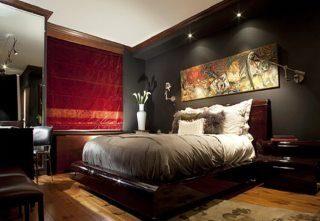 Фото варианты Дизайн спальни в Москве