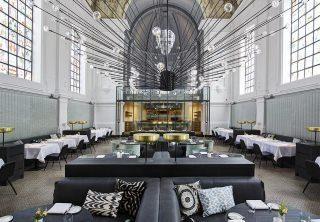 Дизайн интерьера ресторана в Москве