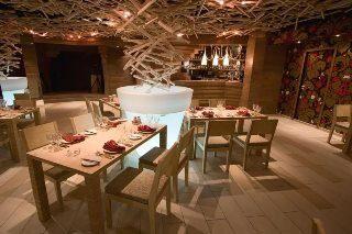Фото варианты Дизайн интерьера ресторана в Москве