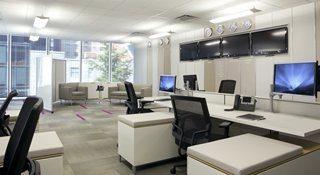Дизайн интерьера офиса в Москве