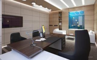 Фото варианты Дизайн интерьера офиса в Москве