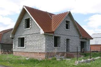 Проекты домов 6х7 из газобетона Москва