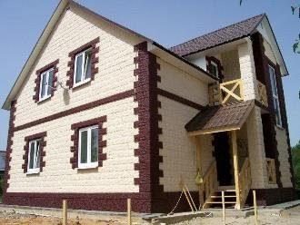 Проекты домов 6х10 из газобетона Москва