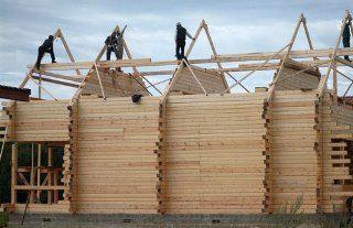 Проекты домов из бруса 5х6 в Москве