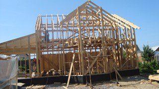 Строительство каркасных домов в Московской области под ключ