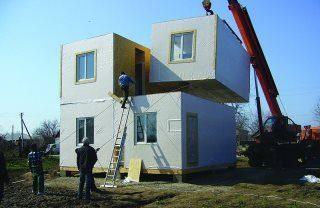 Строительство модульных домов в Москве под ключ