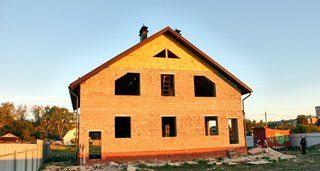 Строительство дома из керамзитобетонных блоков в Москве под ключ