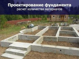 Проектирование фундамента дома в Москве