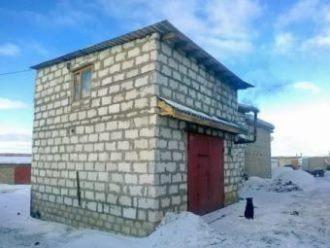 Строительство гаража из газобетона в Москве