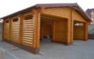 Ремонт и отделка гаража в Москве