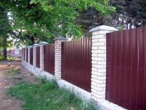 Строительство заборов в Москве
