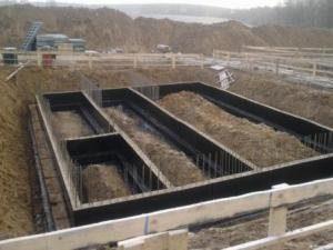 Строительство фундамента в Москве
