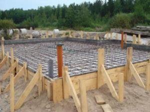 Строительство монолитных фундаментов в Москве