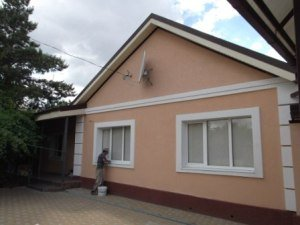 Фасадная отделка домов в Москве