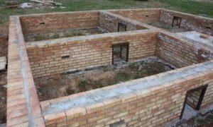 Строительство дома от фундамента до крыши в Москве