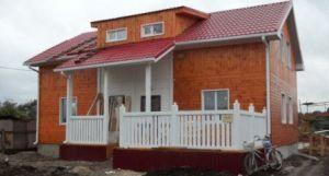 Строительство домов с отделкой под ключ в Москве