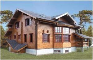Каркасные дома под ключ в Московской области