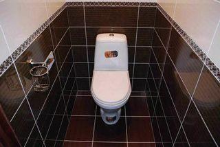 Ремонт туалета под ключ в Москве