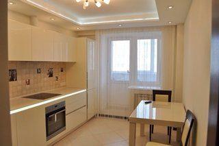 Ремонт кухни 15 кв.м в Москве под ключ