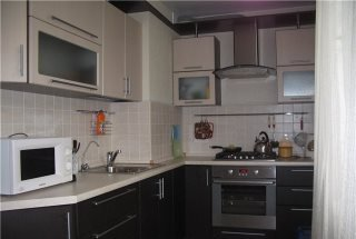 Ремонт кухни 504 серии в Москве под ключ