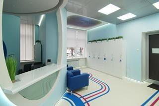 Ремонт частной клиники