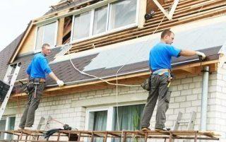 Строительство и ремонт дачи