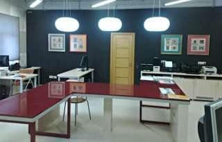 Дизайнерский ремонт офиса