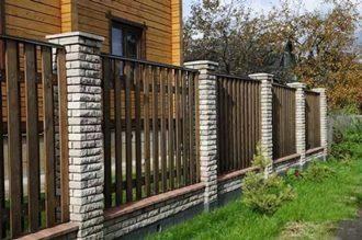 Заборы для дачи в Москве