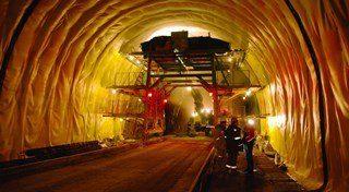 Строительства подземных зданий
