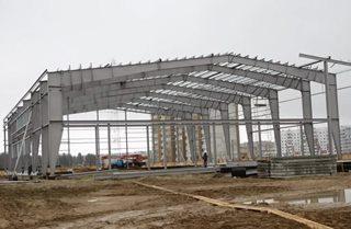Фото Строительство спортзалов в Москве