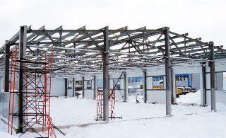 Строительство офисных зданий в Москве